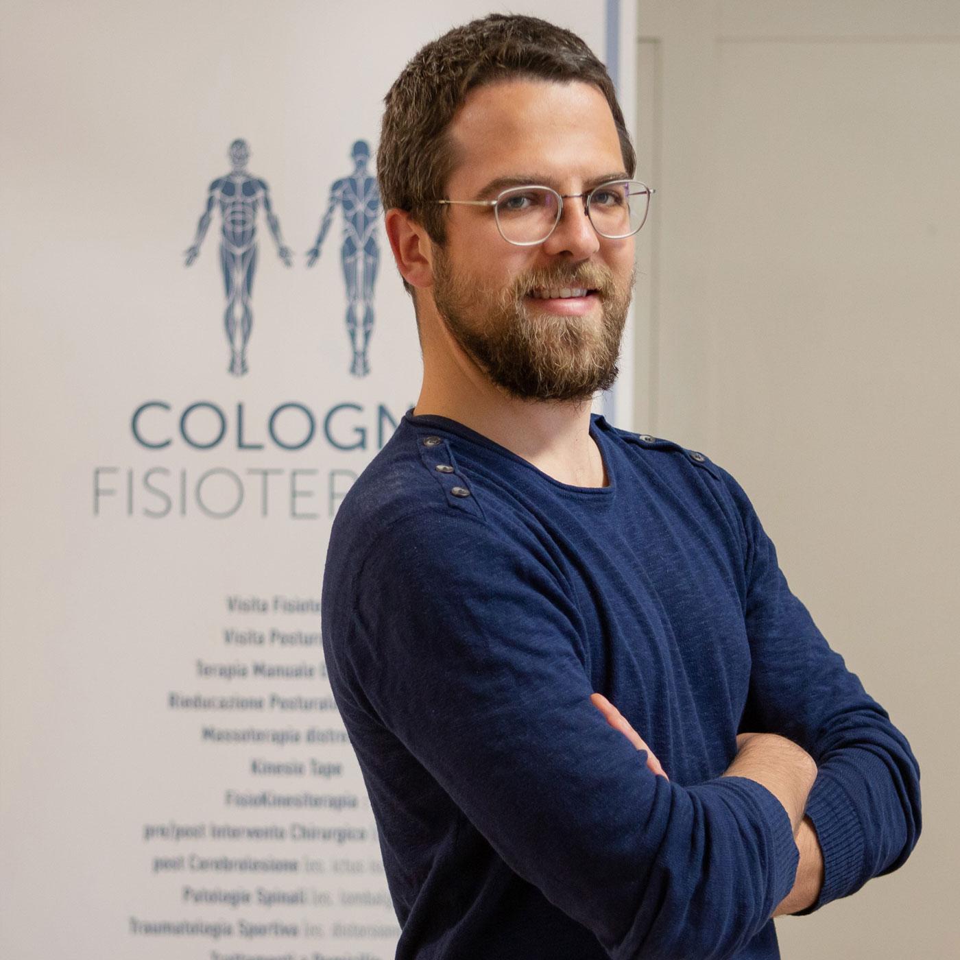 Pier Alberto Bressan - Cologna Fisioterapia