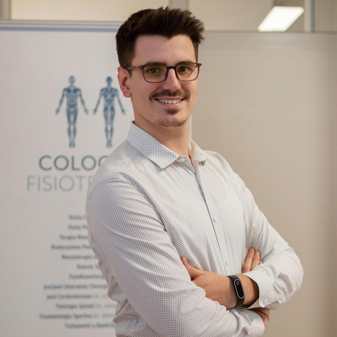 Riccardo Natali - Cologna Fisioterapia.