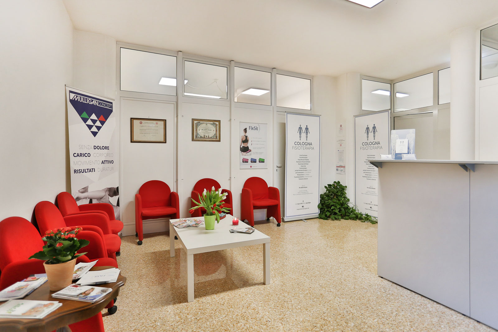 Cologna Fisioterapia Studio 3- Cologna Veneta